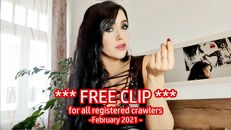 FREE CLIP for all registered crawlers - February 2021